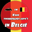 Koop tweedehands auto's België icon