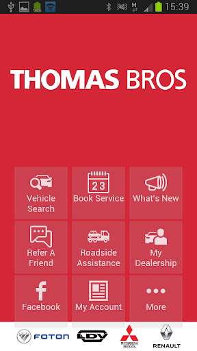 Thomas Bros Group