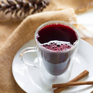 Slow Cooker Cranberry Wassail.