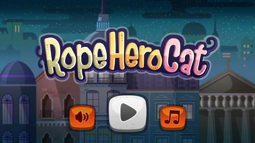 Rope Hero Cat