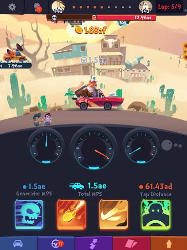 Clicker Racing 2.5 screenshots 16