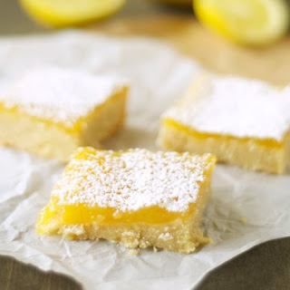 Slow Cooker Lemon Cookie Bars.
