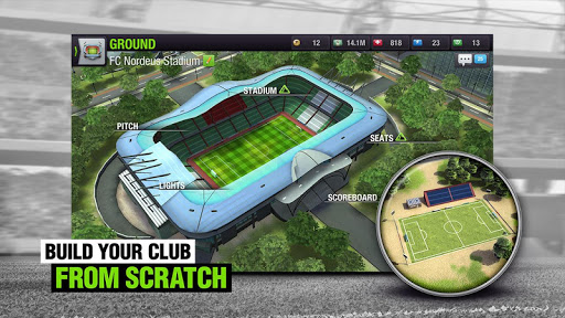 Top Eleven 2018 - Be a Football Manager  screenshots 1