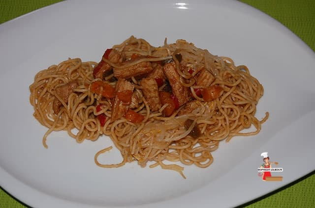 Chicken in Hoisin Sauce Recipe