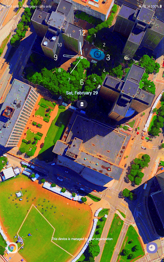 Metropolis 3D City Live Wallpaper [FREE] 🏙️ screenshot 18