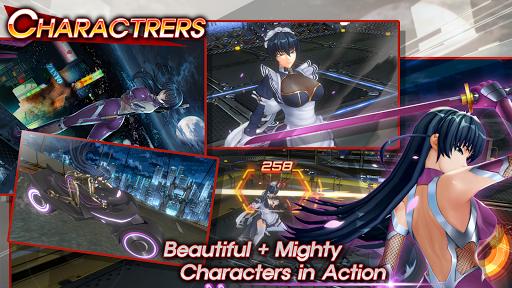 Action Taimanin screenshots 2