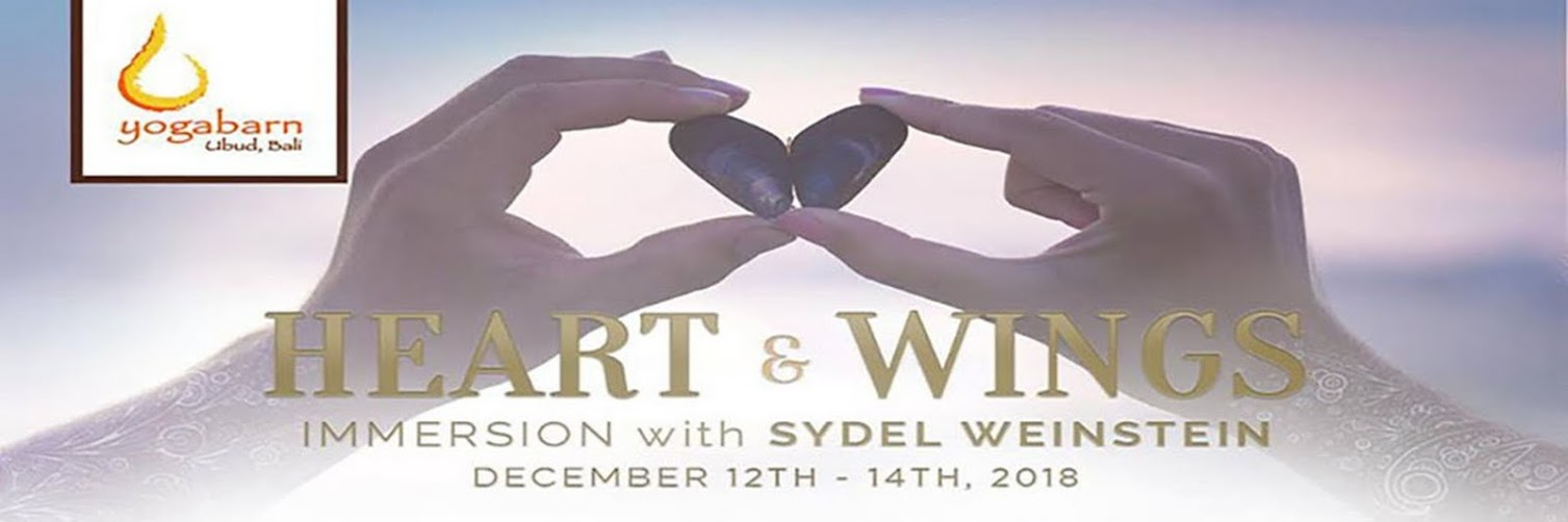 Heart & Wings - An Immersion With Sydel Weinstein