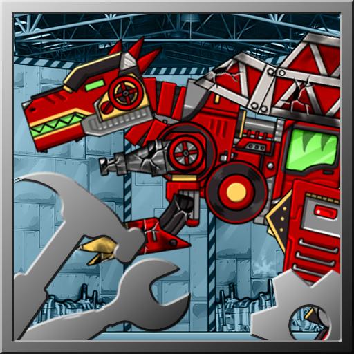 수리! 다이노로봇 - 스피노사우루스 休閒 App LOGO-硬是要APP