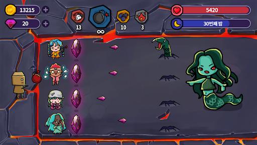 HalloweenDefence 1.008 {cheat|hack|gameplay|apk mod|resources generator} 3
