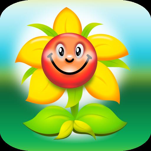 Coloring Book Kids Flowers (app)