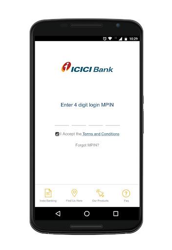 iBizz ICICI Corporate Banking screenshot 2