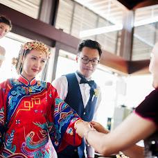 Wedding photographer Vincent Ma (VincentMA). Photo of 27.09.2018