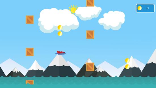 Amazing super ninja dash screenshot