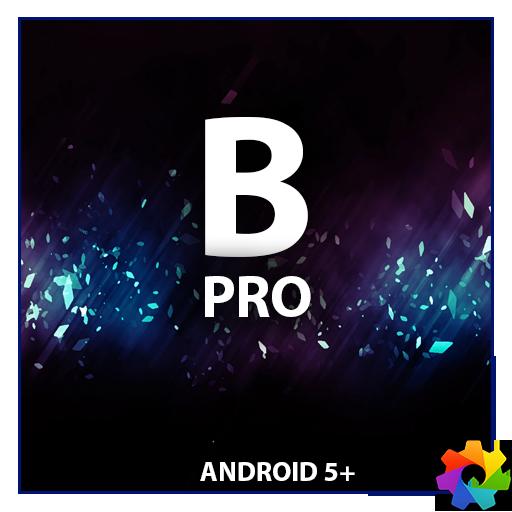 Theme Xperien Black Pro
