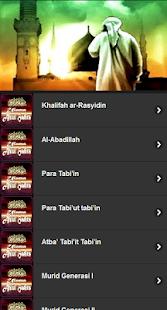 Free Biografi 120 Tokoh Ahli Hadis APK for Android