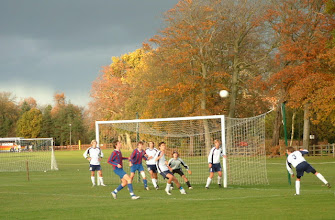 Photo: 14/11/07 v Haileybury (ISFA Boodles Cup Rd 3) 2-3 - contributed by Martin Wray