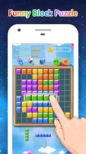 Block Gems: Classic Block Puzzle Games screenshots 1