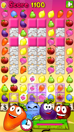 Fruits: The Game