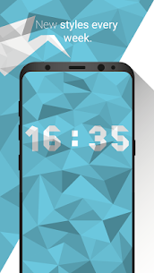 Seven Time Resizable Clock 1.0.9 Apk ANDROID [App] 5