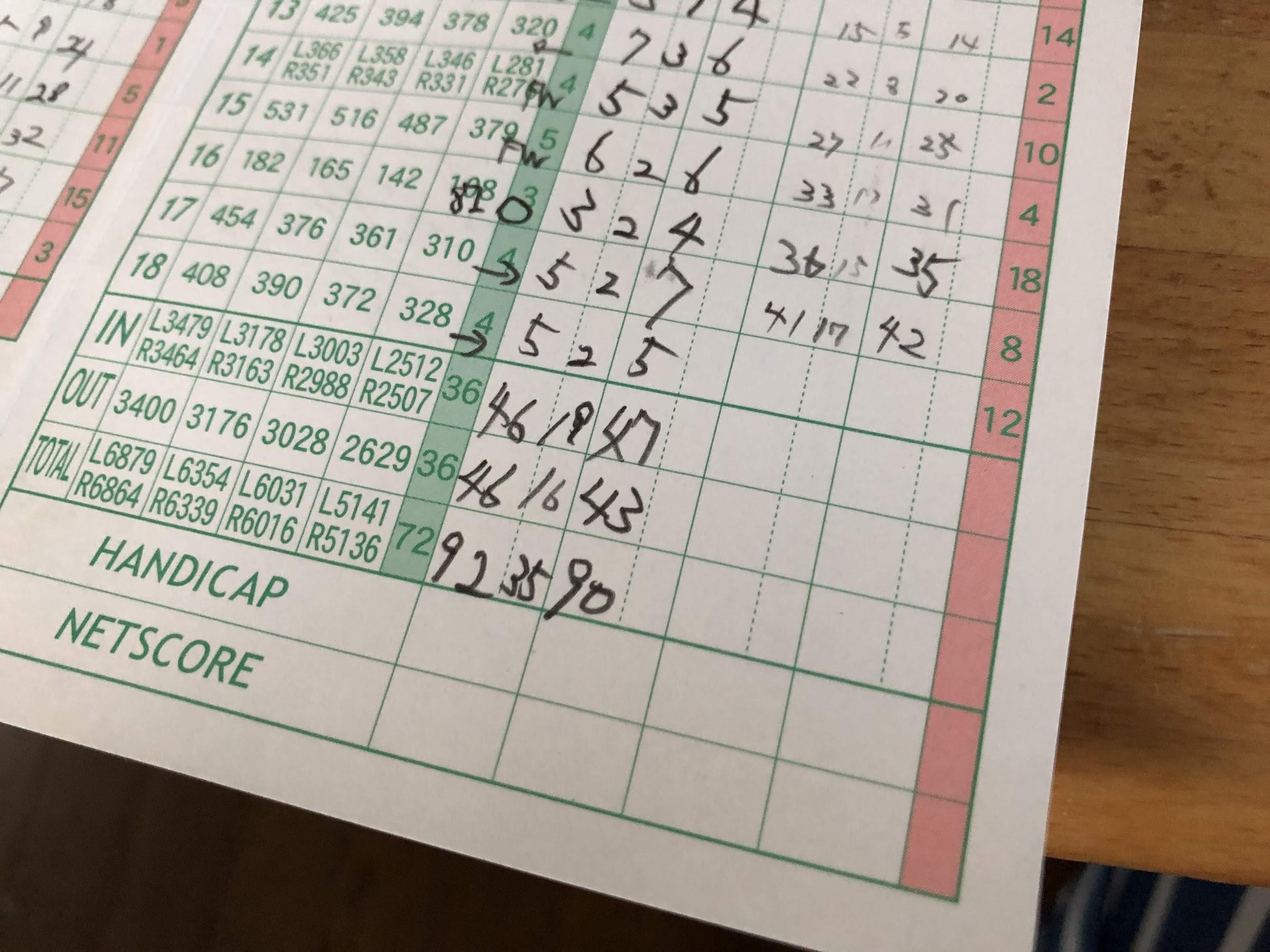 北海道ゴルフツアー2019 第1戦 – 北海道 シェイクスピアカントリークラブ
