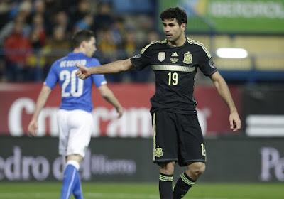 Diego Costa annonce son transfert à Chelsea