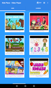 Kids Safe Video Player- screenshot thumbnail