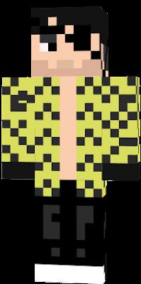 Goro Majima Nova Skin His ferocity in battle earned him the nickname. goro majima nova skin