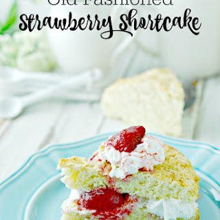 Strawberry Shortcake Day - Celebrate with this Old Fashioned Recipe and Macy's.