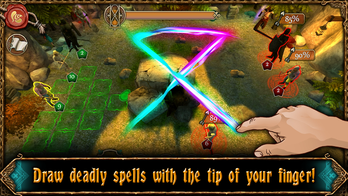 Spellcrafter - screenshot