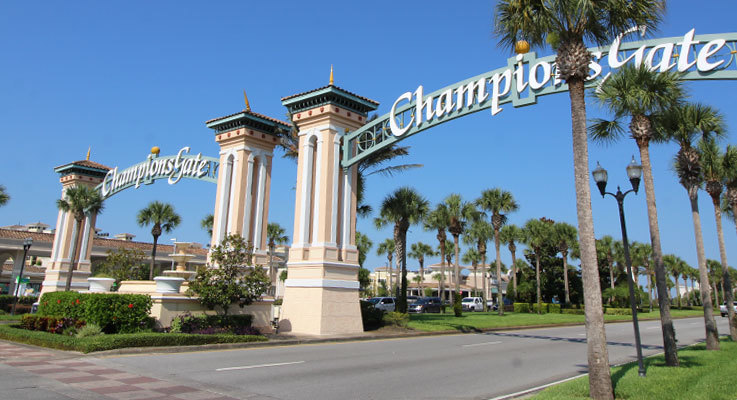 Shops and Restaurants at ChampionsGate