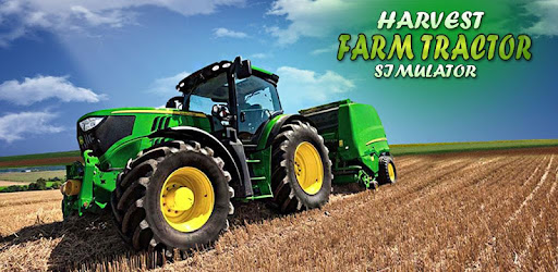 Tractor With Windows : Harvest farm tractor simulator game apk free download