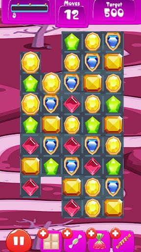 Diamonds Mania Match Blasting screenshot 2