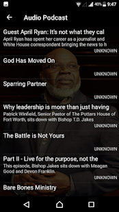 T.D. Jakes Ministries - náhled
