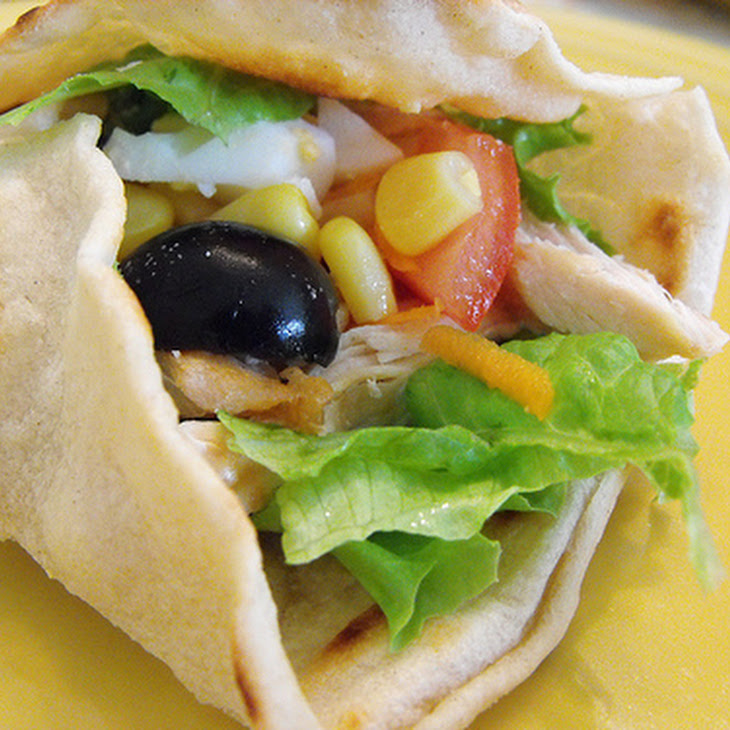 Mexican Tortillas, the Portuguese Style!