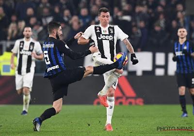 Mario Mandzukic complètement délaissé par la Juventus