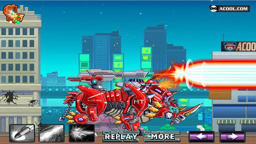 玩具机器人大战:烈火犀牛