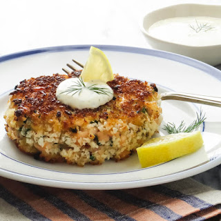 Fresh Salmon Cakes With Panko Recipes