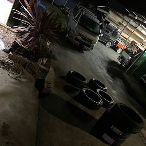 ハイエース  2型ワゴンGLのカスタム事例画像 Ts'garage さんの2019年11月13日21:22の投稿