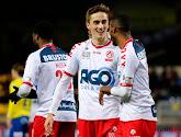 KV Kortrijk ziet Julien De Sart terugkeren uit blessure
