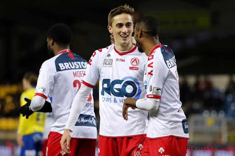 """KV Kortrijk wil sterkhouders niet zomaar laten gaan: """"Het zijn geen promoties"""""""