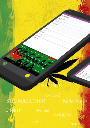 GO Keyboard Best Reggae