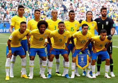 """""""Le Brésil est pour moi le seul favori pour gagner la Coupe du Monde"""""""