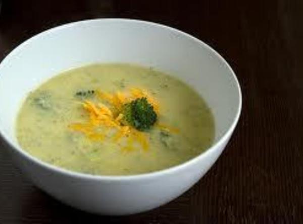 Potato Broccoli Soup Recipe