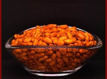 Hot 'n Spicy Peanuts