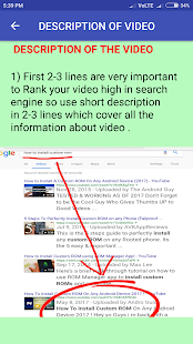 SEO Tips For YouTube Videos - náhled
