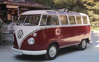 Volkswagen T1 Samba Rent Bayern