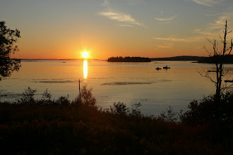 Photo: Sunrise at Pigeon Cove, Milbridge, Maine