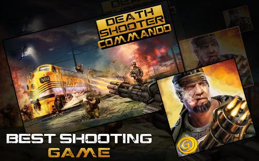 Death Pro Shooter Commando
