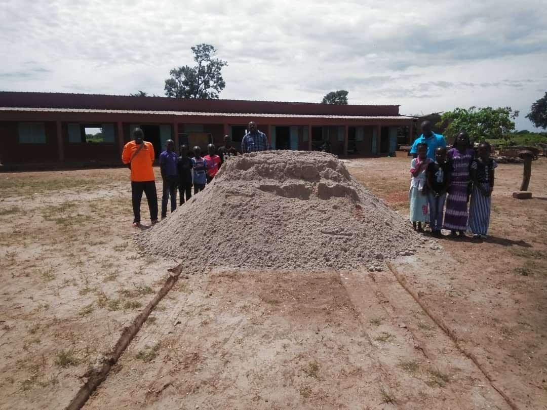 Obas 3 nuevas aulas colegio Djikesse
