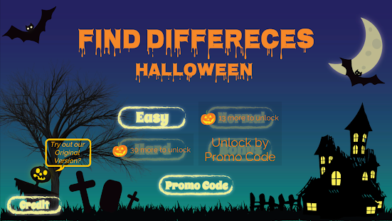 🎃Halloween 2017 Find The Differences - Android Apps on Google Play
